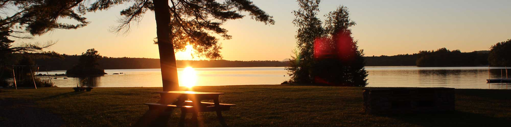 Maine Cabin Rentals At Sadulsky S Camps In Smithfield